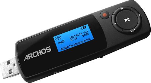 MP3-плеер Archos Key 4GB