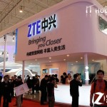 Выставка компании ZTE в Пекине