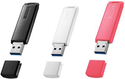 Флешка I-O Data TB 3NT USB 3.0