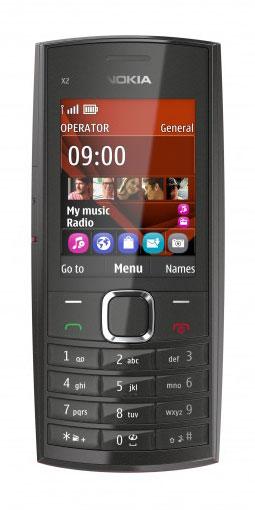 Nokia X2 05