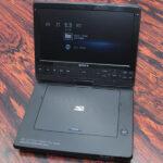 Sony portable Blu-ray DVD player