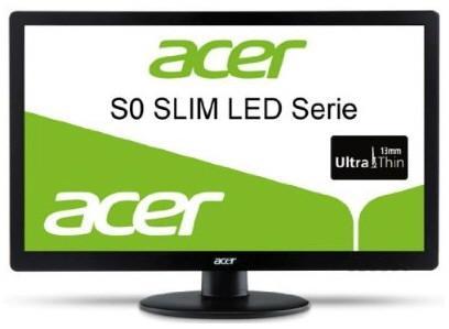 Acer S0 Slim LED.