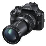Беззеркалка Fujifilm X-S1