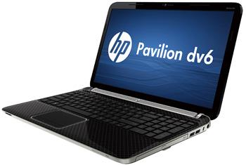 Ноутбук HP Pavilion dv6-6b00/CT Standart Line