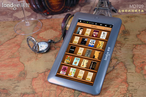 Android-планшет Londge MD709