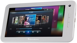 Android-планшет Sanei N70
