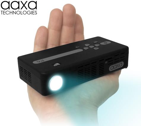 Минипроектор AAXA P4