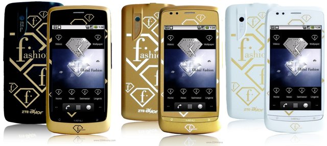 FTV Phone – новый смартфон для стильных людей
