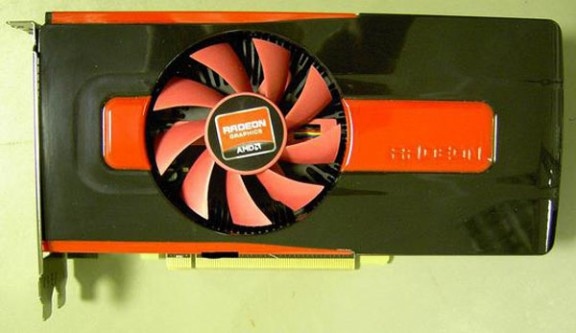 Графический ускоритель AMD Radeon HD 7770 Cape Verde XT