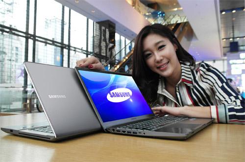 Ноутбуки Series7 Chronos