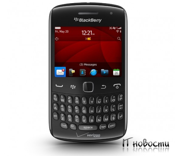 BlackBerry ® Curve™ 9370