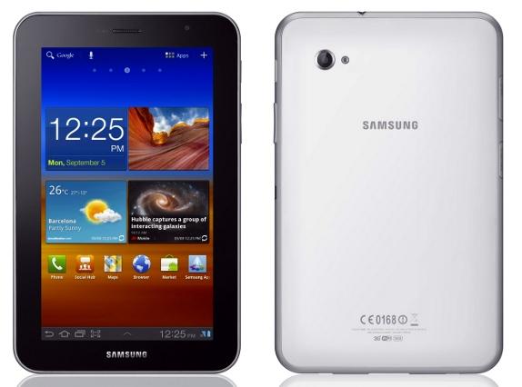 Планшет Samsung GALAXY Tab 620