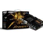 Материнская плата MSI Big Bang-XPower II
