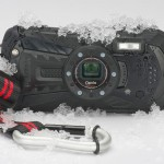 Водонепроницаемая камера Pentax Optio WG-2