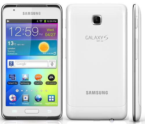 ПМП Galaxy S WiFi 4.2
