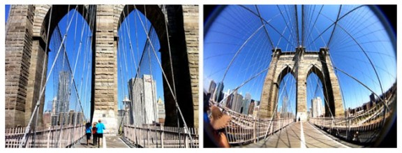 iPro Fisheye iPhone Lens