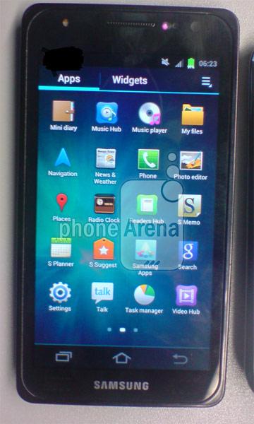 Samsung I9300 Galaxy M