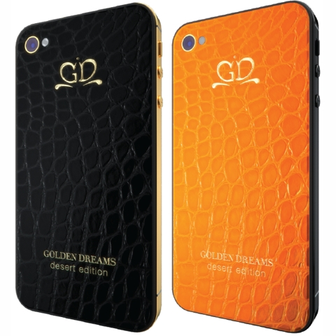 Коллекция Golden Dreams iPhone