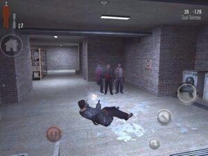 Max Payne для мобильных