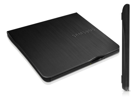 Портативный DVD-привод Samsung SE-218BB
