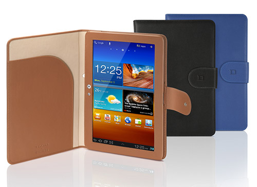 Samsung Galaxy Tab 10.1 в белом корпусе