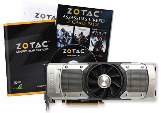 Zotac GeForce GTX 690