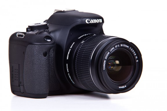 Canon 600D Rebel T3i