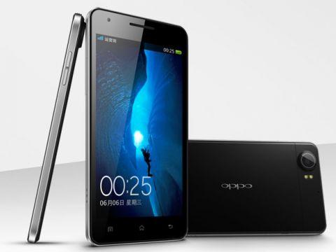 Китайский смартфон Oppo Finder - самый тонкий в мире