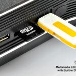 мультимедийный LED проектор CVXN-E207