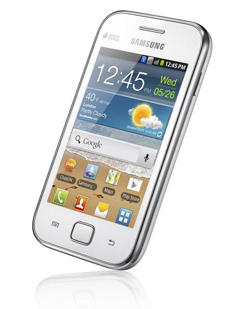 Samsung Galaxy Ace Duos