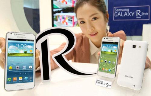 Смартфон Samsung Galaxy R Style (SHV-E170S/K/T)