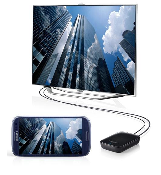 Samsung Galaxy S III AllCast