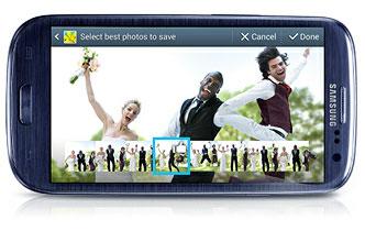 Samsung Galaxy S III Best Photo