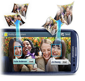 Samsung Galaxy S III Buddy Photo