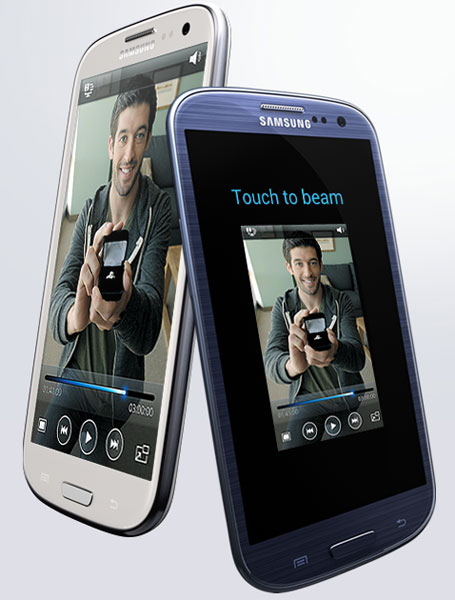 Samsung Galaxy S III S Beam