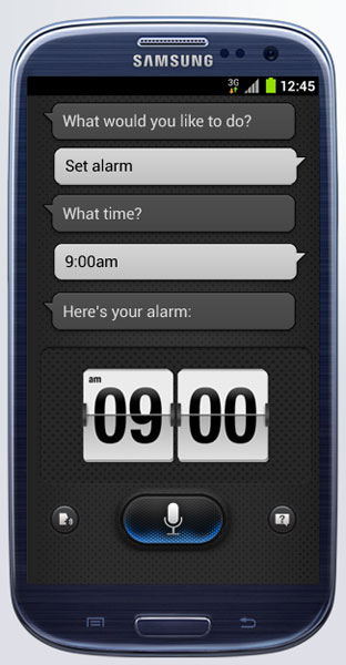 Samsung Galaxy S III S Voice