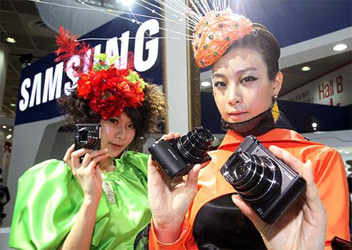 Фотокамера Samsung WB850F