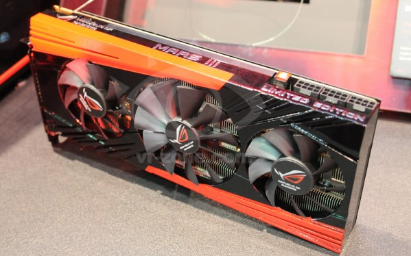 Asus GeForce GTX 680 Mars III