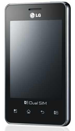 L-Style – LG Optimus L3 DualSim (LG-E405)