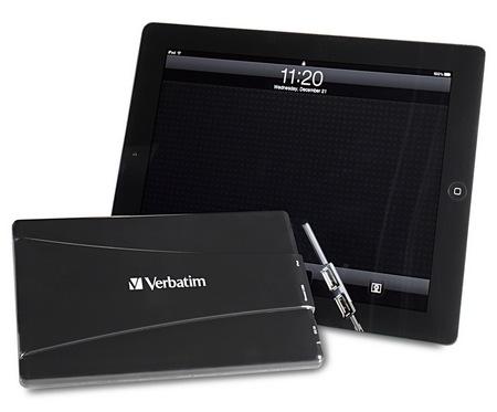 Портативная батарея - Зарядное устройство Verbatim Dual USB Power Pack