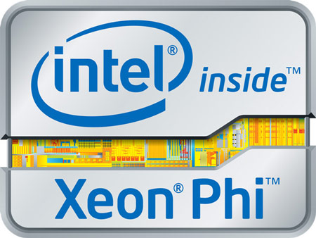 Intel Xxeon Psi