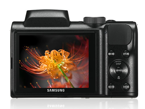 Фотоаппарат Samung WB100