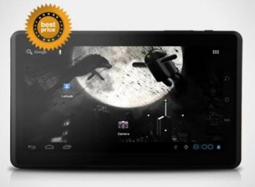Бюджетный планшет ZBS A1000