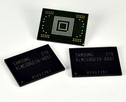 Samsung eMMC 64 Гб
