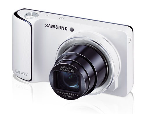 Фотоаппарат Samsung Galaxy Camera на базе Android 4.1 Jelly Bean