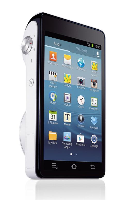 Фотоаппарат Samsung Galaxy Camera на базе Android 4.1 Jelly Bean