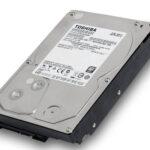 Новая линейка Toshiba HDD 3,5''
