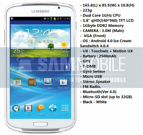 Samsung Galaxy Player YP-GP1
