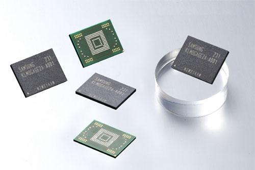 Samsung eMMC 128 Гб