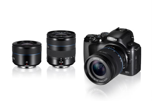 Объективы  фотоаппаратам Samsung серии NX